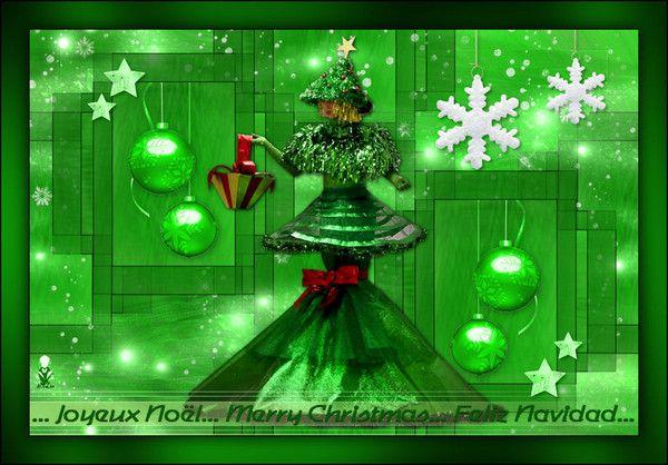 Tag Joyeux Noël de Kagaline